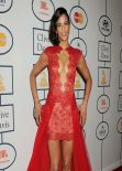 Paula Patton - Pre-GRAMMY Gala in Los Angeles – January 2014