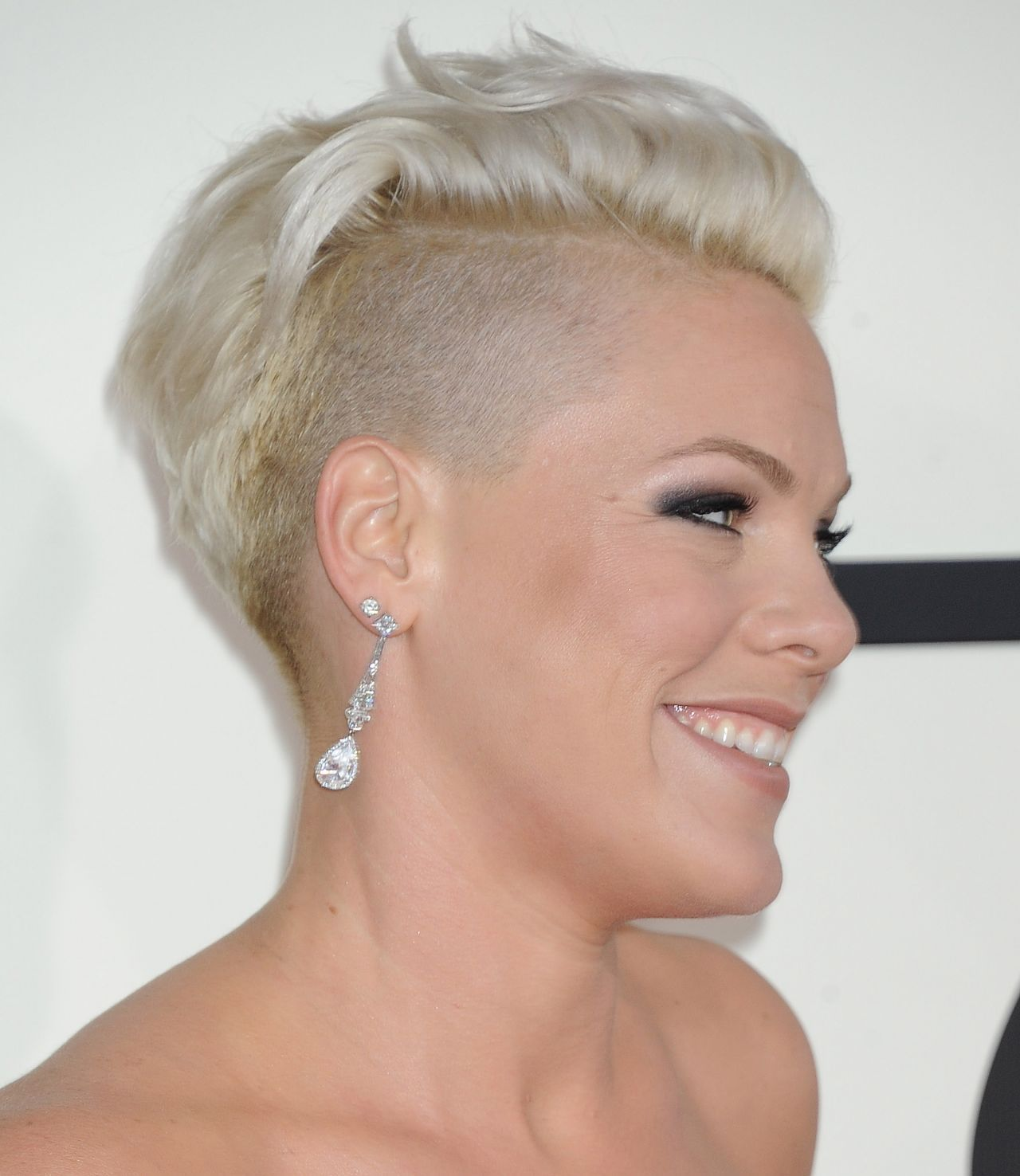 pink alecia moore 56th annual grammy awards � january 2014