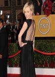 Portia de Rossi Wears Saint Laurent  at 2014 SAG Awards