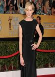 Portia de Rossi Wears Saint Laurent  at 2014 SAG Awards