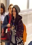 Rachel Bilson at LAX Airport