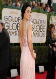 Rachel Smith at Golden Globe Awards, January 2014