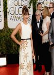 Rashida Jones Red Carpet Photos - 71st Annual Golden Globe Awards (2014)