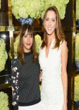 Rashida Jones - Tory Burch Rodeo Drive Flagship Opening in Beverly Hills, January 2014