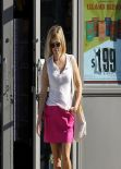 Reese Witherspoon Street Style - Brentwood, January 2014