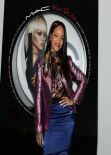 Rihanna - MAC Cosmetics Launches Viva Glam Rihanna in New York City, January 2014