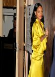 Rihanna - Pre-Grammy Gala in Beverly Hills - January 2014