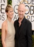 Robin Wright Red Carpet Photos - Golden Globe Awards 2014