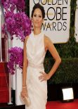 Rocsi Diaz at Golden Globe Awards 2014