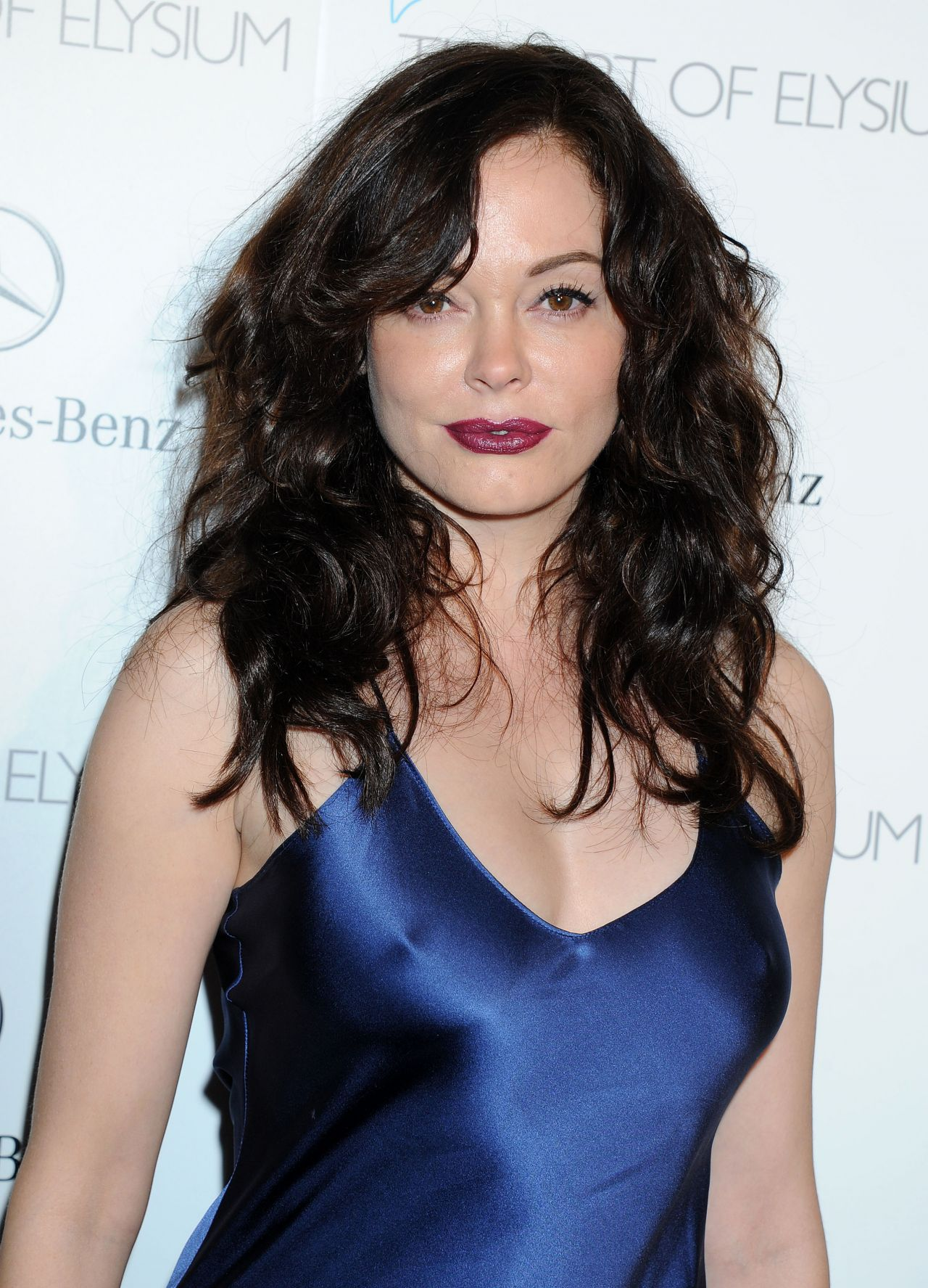 Rose McGowan - The Art of Elysium HEAVEN Gala, January 2014