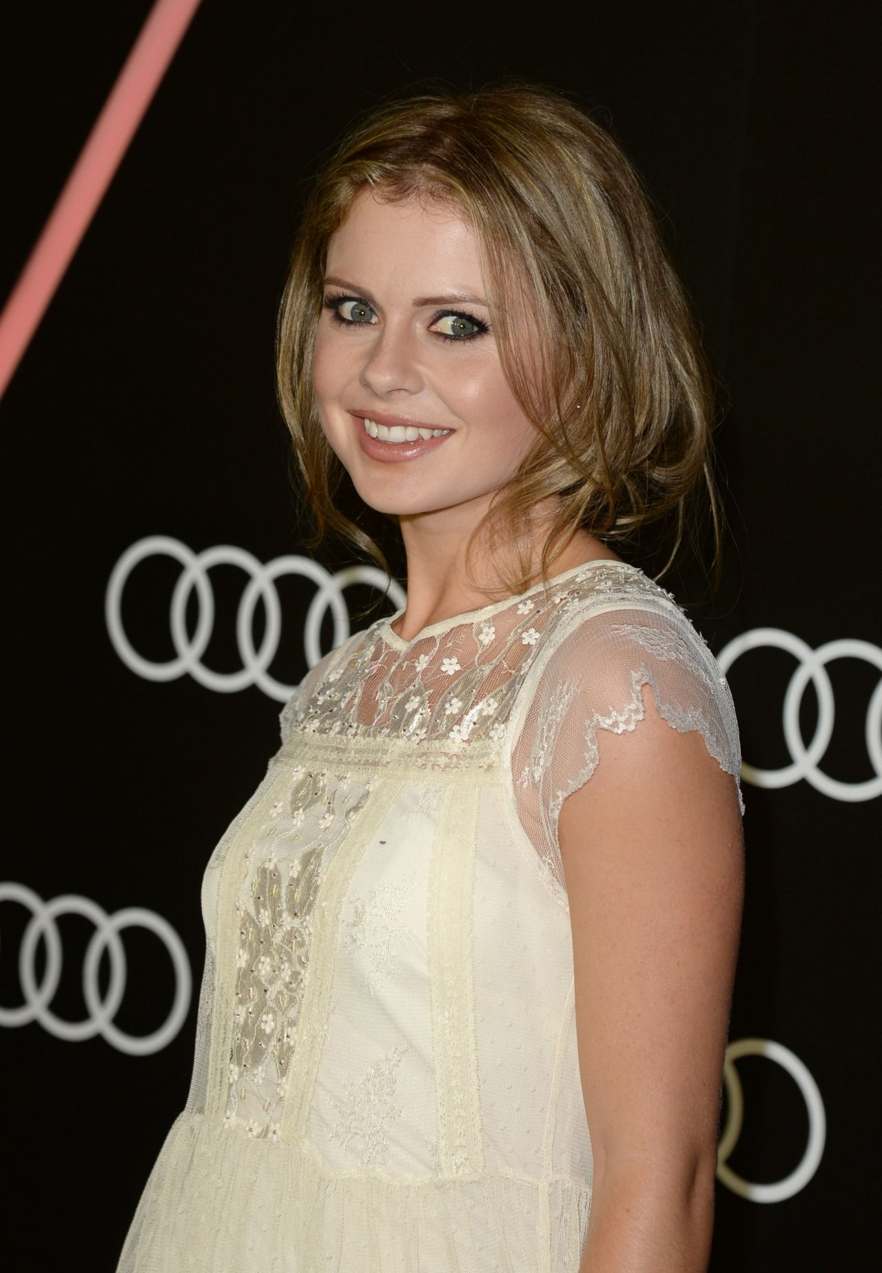San Diego Audi >> Rose McIver - Audi Celebrates The Golden Globes Weekend 2014