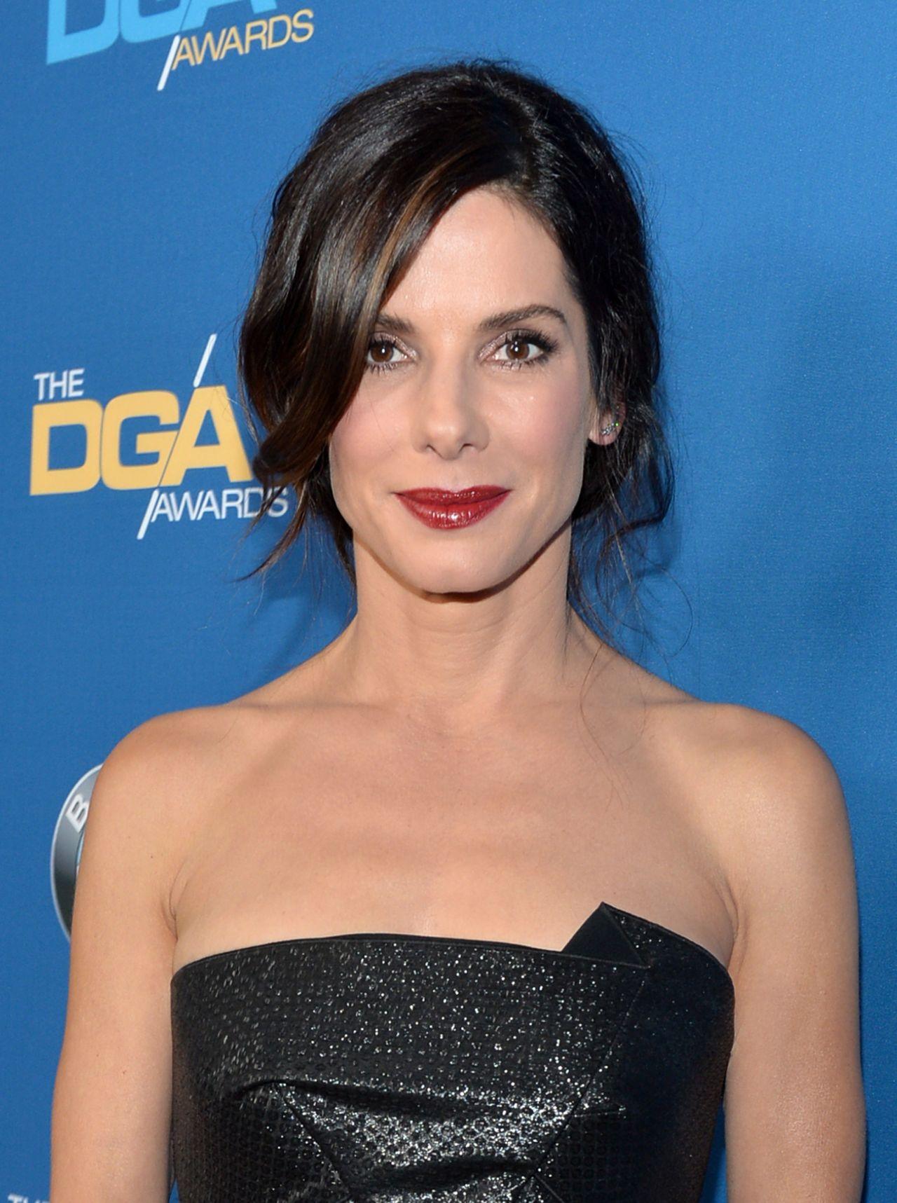 Sandra Bullock - 2014 Directors Guild Of America Awards in Century City