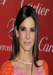 Sandra Bullock Red Carpet Photos From Palm Springs Film Festival Awards Gala (2014)