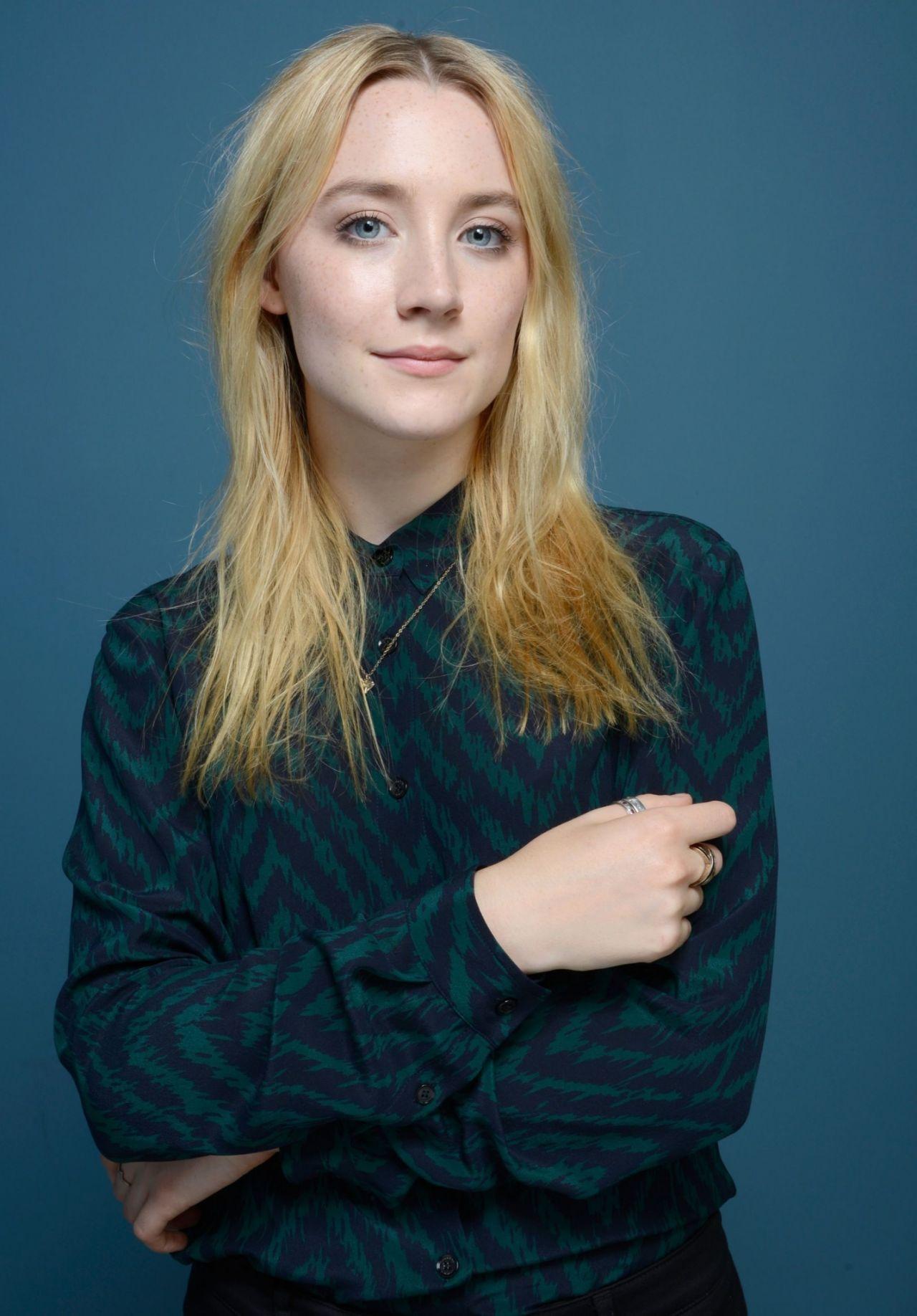 "Saoirse Ronan - ""How I Live Now"" Portraits at TIFF 2013"