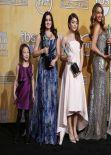 Sarah Hyland - 2014 SAG Awards - January 2014