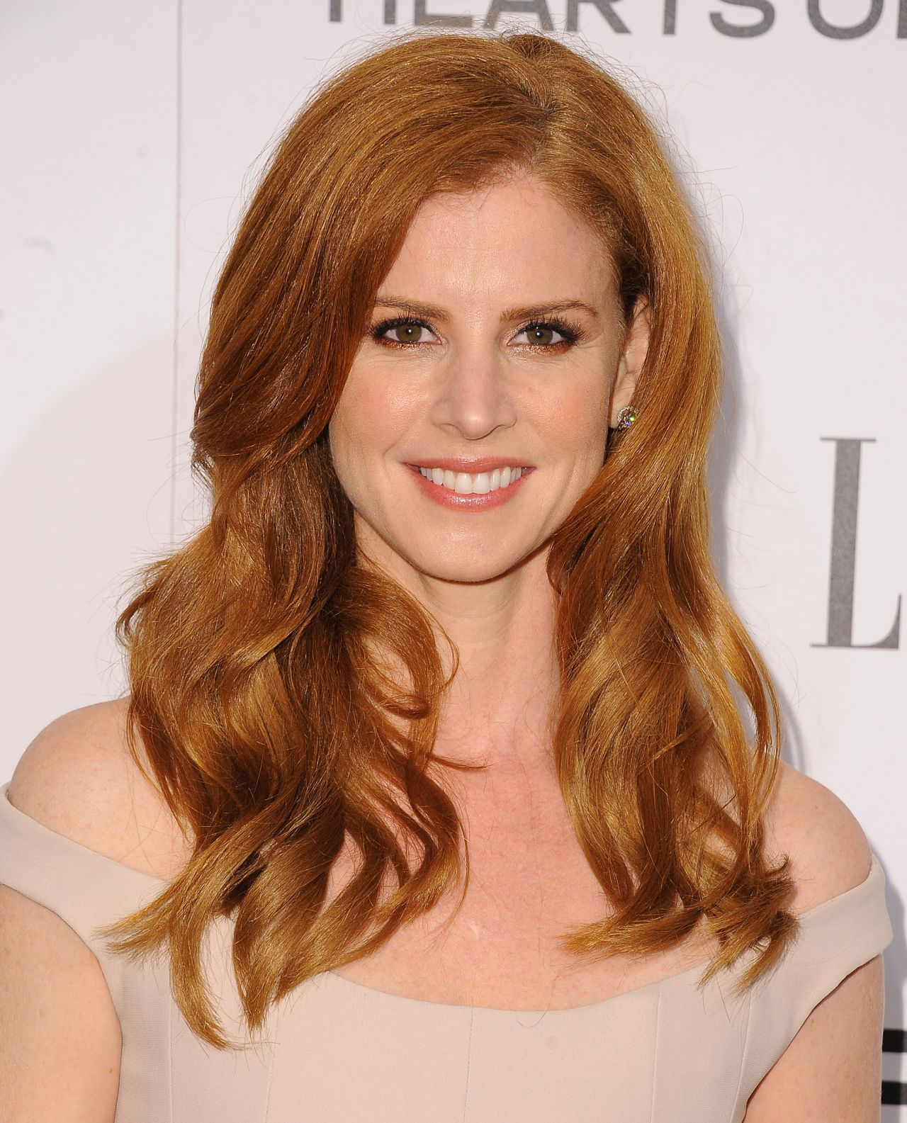 Sarah Rafferty - Elle's Women in Television Event, January 2014