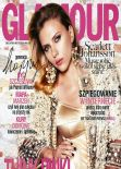 Scarlett Johansson - GLAMOUR Magazine (Poland) - January 2014 Cover