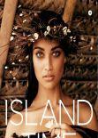 Shanina Shaik - MARIE CLAIRE Magazine Australia) - February 2014 Issue