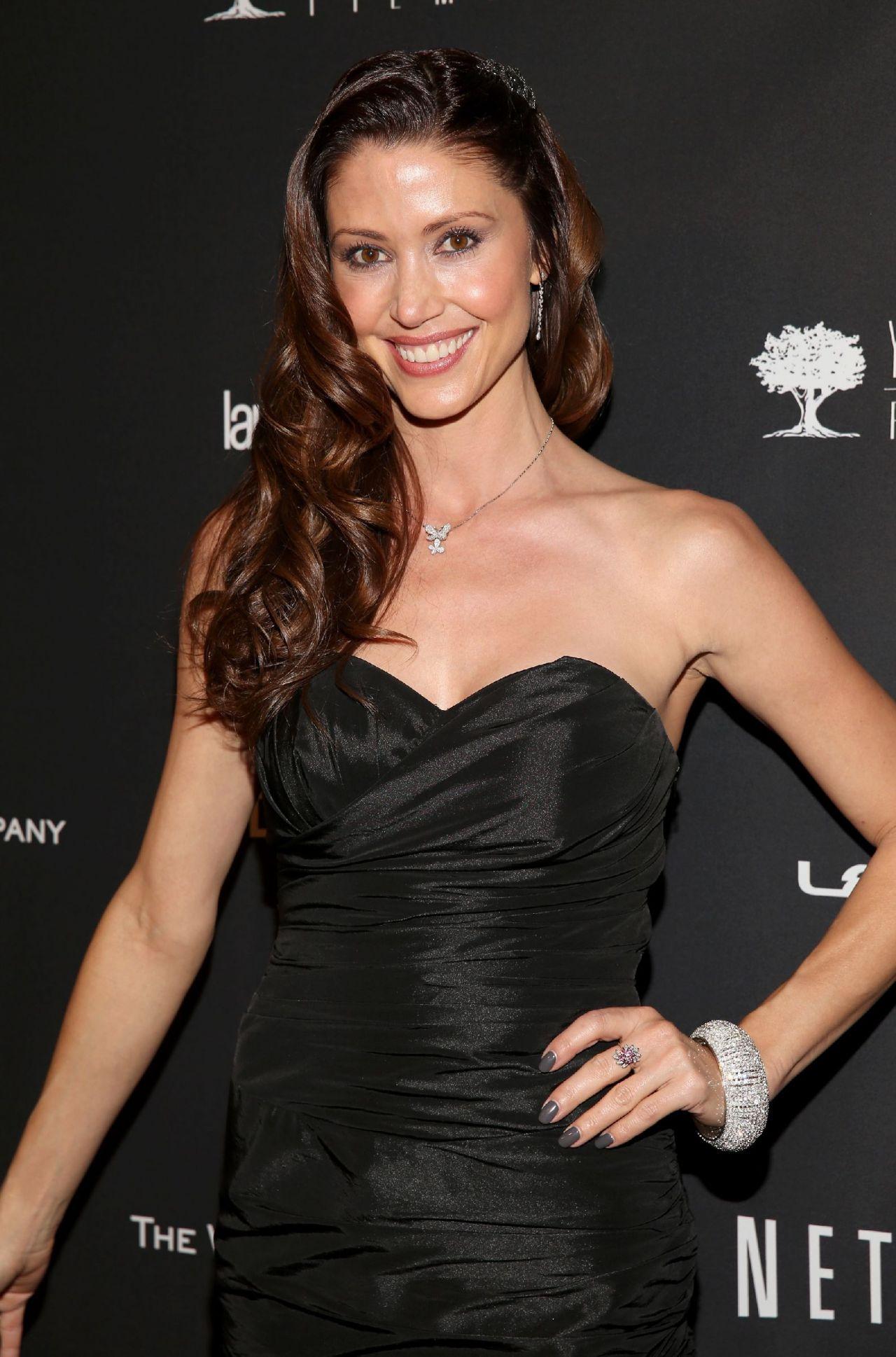 Shannon Elizabeth 2014 Golden Globe Awards After Party