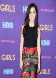 Shiri Appleby at the Girls Season 3 Premiere in New York City