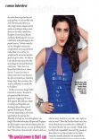 Shruti Haasan - COSMOPOLITAN Magazine (India) – January 2014 Issue