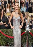 Sofia Vergara Wears Donna Karan Atelier at 2014 SAG Awards in Los Angeles