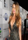 Sofia Vergara Wears Zuhair Murad at NBC Universal