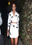 Solange Knowles - Leaving Chateau Marmont in West Hollywood