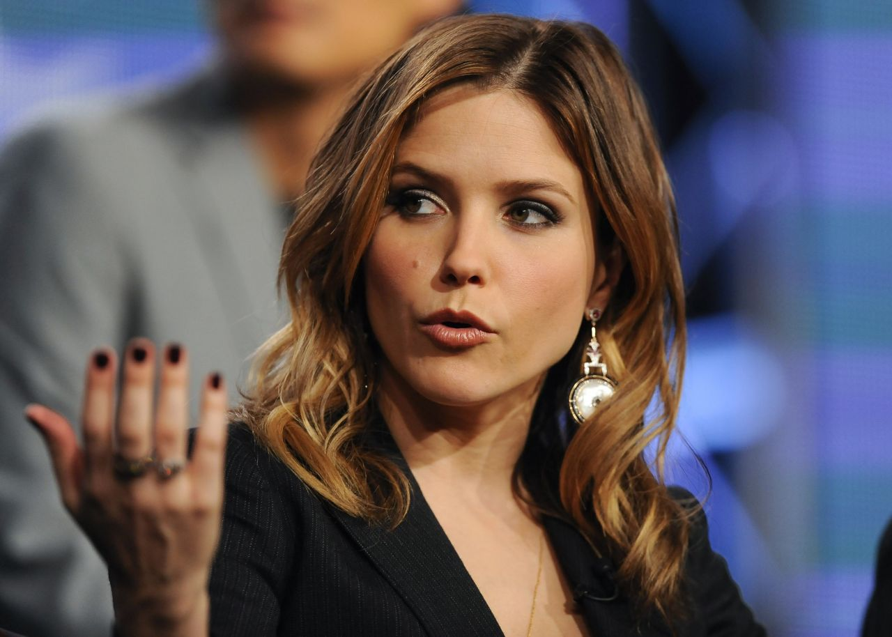 Sophia Bush - NBC TCA Winter Press Tour, January 2014