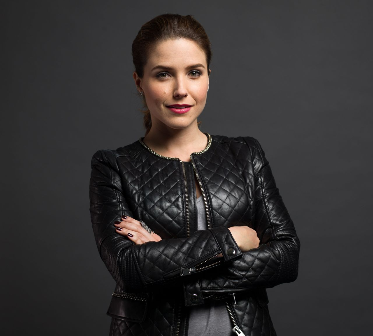 Sophia Bush - S.G Portrait Session for  CHICAGO P.D. in New York City