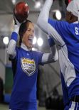 Susie Castillo - NFL Tazón Latino VIII - January 2014