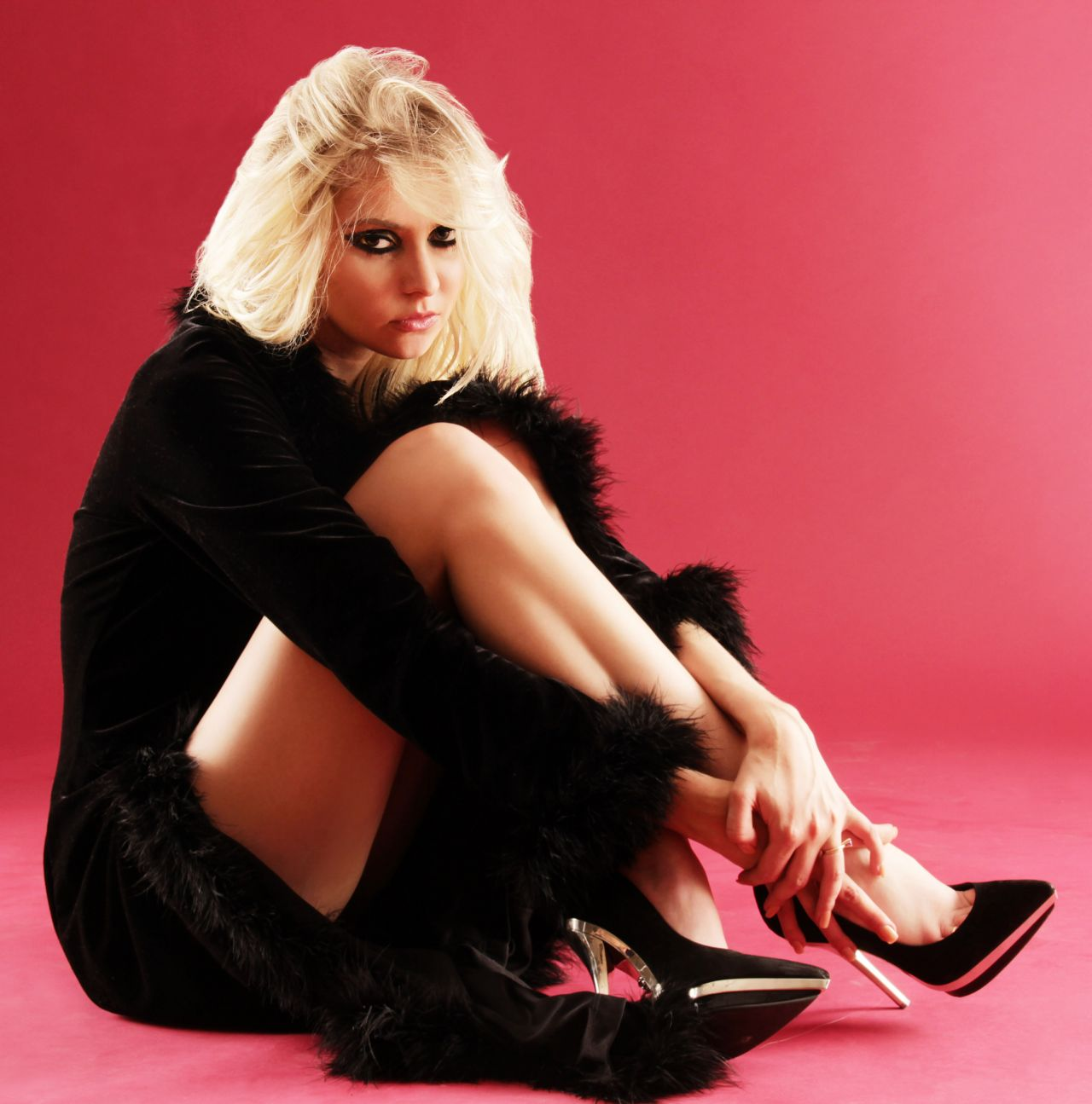 Taylor Momsen Photoshoot by Danny Hastings for The Pretty Reckless (2013)