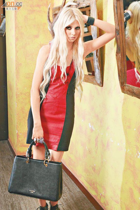 Taylor Momsen Photoshoot By Samantha Thavasa