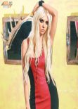 Taylor Momsen - Photoshoot by Samantha Thavasa