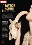 Taylor Momsen - REVOLVER Magazine - February/March 2014 Issue