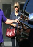 Taylor Swift Gym Style - Los Angeles, January 4, 2014