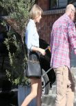 Taylor Swift Street Style - Culver City - January 2014