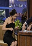 Vanessa Hudgens - The Tonight Show with Jay Leno - Burbank, January 2014