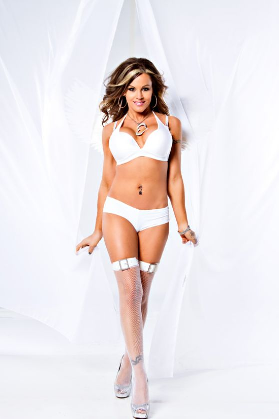 Velvet Sky - Christmas Angel Photoshoot (2013)