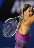 Victoria Azarenka - Australian Open in Melbourne, January 16, 2014