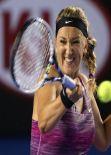Victoria Azarenka - Australian Open in Melbourne, January 16, 2014
