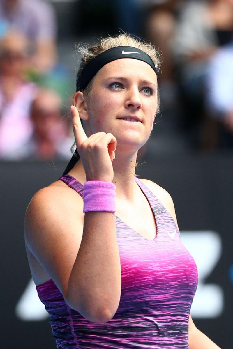 Victoria Azarenka - Australian Open, January 20, 2014
