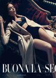 Victoria Beckham - VANITY FAIR Magazine (Italy) - January 2014 Issue