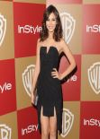 Victoria Justice at Warner Bros InStyle Golden Globes Party in Beverly Hills, January 13 2014