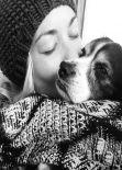 Yvonne Strahovski Twitter Photos - January 2014 Collection