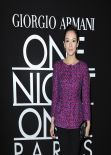 Zhang Ziyi - Giorgio Armani Prive Show - Paris, France January 2014