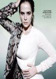 Zoey Deutch - INSTYLE Magazine - February 2014 Issue