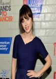 Zooey Deschanel - 2014 Hollywood Stands Up To Cancer Event
