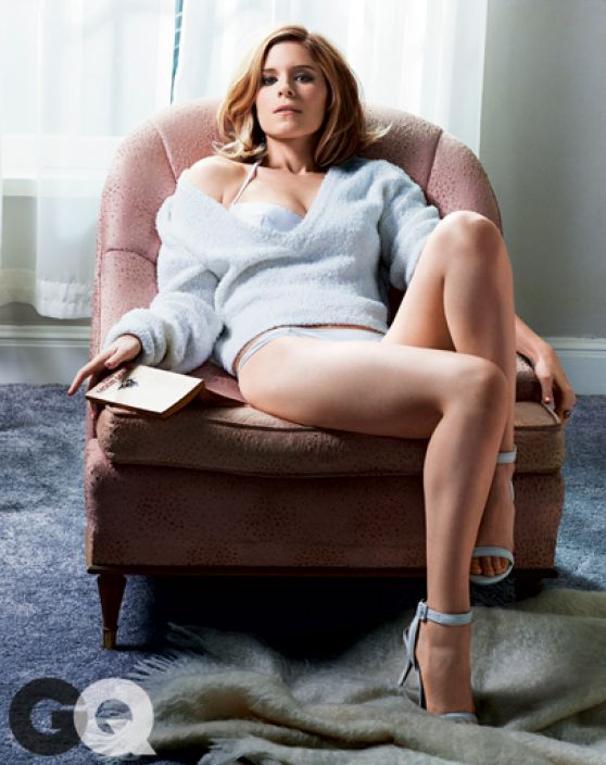 Kate Mara - GQ Magazine March 2014 issue LQ