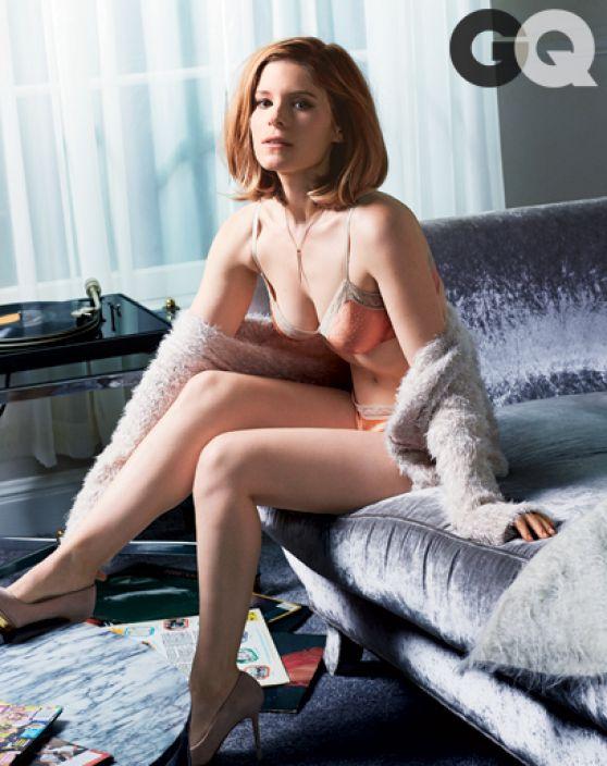 Kate Mara lingerie